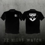 T-Shirt ZZ Night Watch