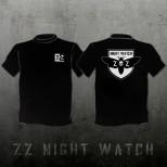 T-Shirt ZZ Night Watch