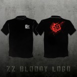 T-Shirt ZZ Bloody Logo