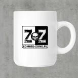 Kubek ZZ Logo