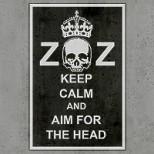 ZZ Keep Calm