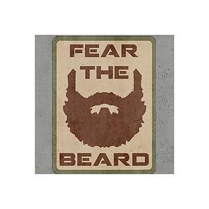 ZZ Tactical Beard