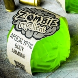 ZZ Soap - Zombie Repellent Toxic Green