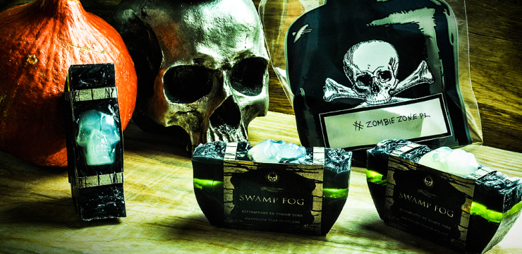 SWAMP FOG – HANDMADE SOAP