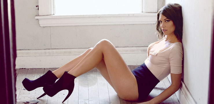 ZZ Girls – Lauren Cohan – Maggie – The Walking Dead – sesja dla Maxim