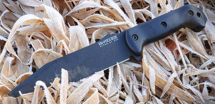 Ka-Bar BK-7 Idealny nóż biwakowy