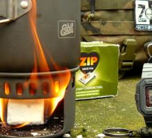 Paliwo stałe ZIP Military Cooking Fuel